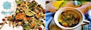 """Herbatka ,,Obfitość zdrowia""""-wiosenny detox"""